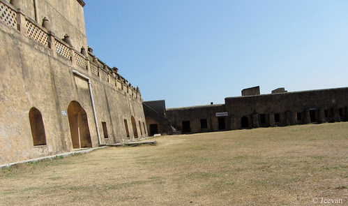 Fort Courtyard