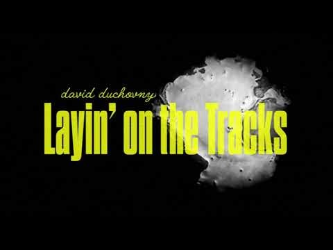 Duchovny Releases 'Layin' on the Tracks' from his upcoming album