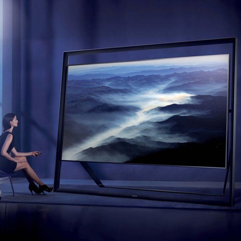 Samsung S9 4K UHD TV