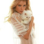 Doutzen Kroes for Madame Figaro November 2011