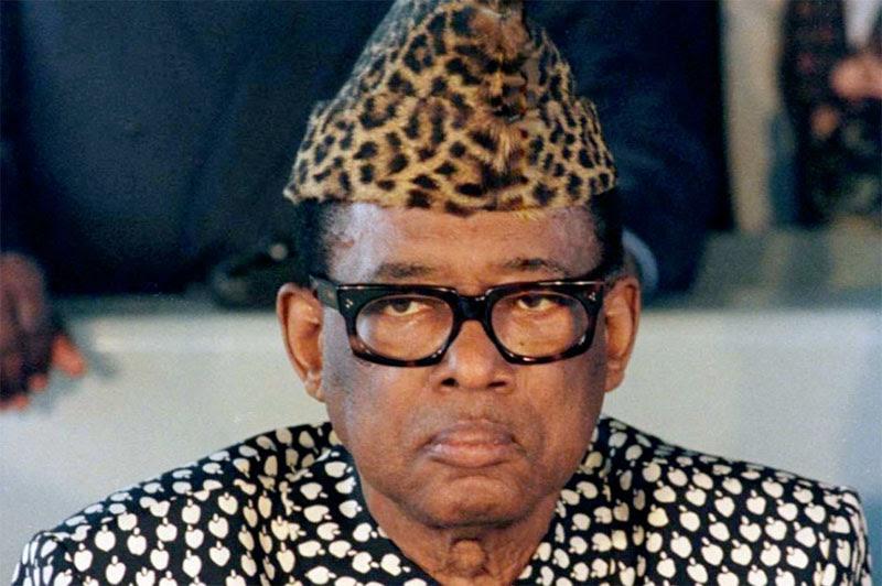 Mobutu Sese Seko