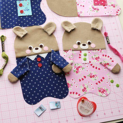 Pajama Bears WIP
