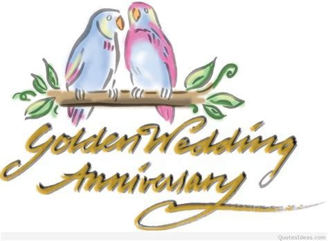 5oth Wedding Anniversary
