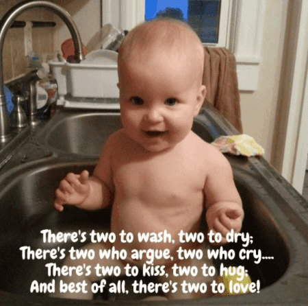 60 Best Funny And Cute Twin Quotes With Images