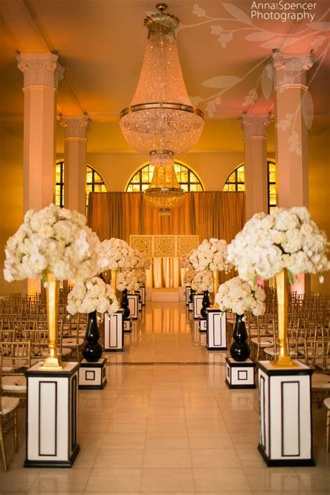Downtown Atlanta wedding ceremony at 200 Peachtree, F & G