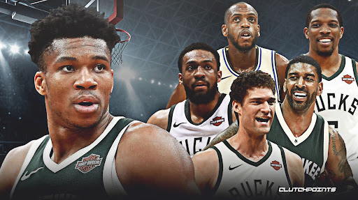 Avatar of Giannis Antetokounmpo's best teammates of all time