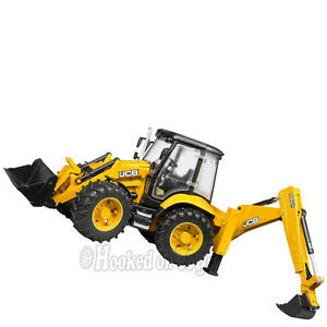 Compact Tractor Attachments Jcb Loader Toy