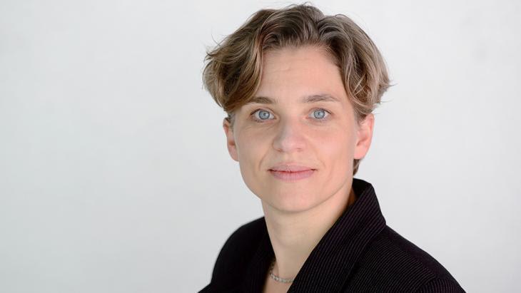 Bente Scheller (photo: Stephan Rohl)