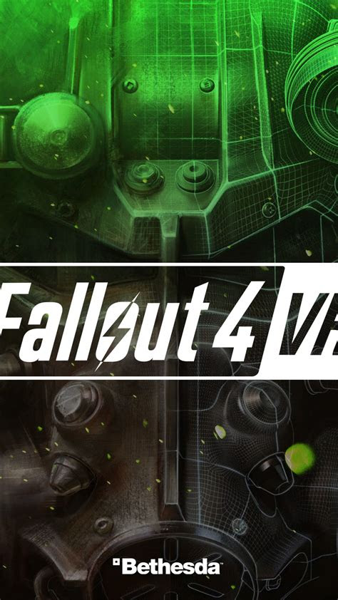 wallpaper fallout  vr    games