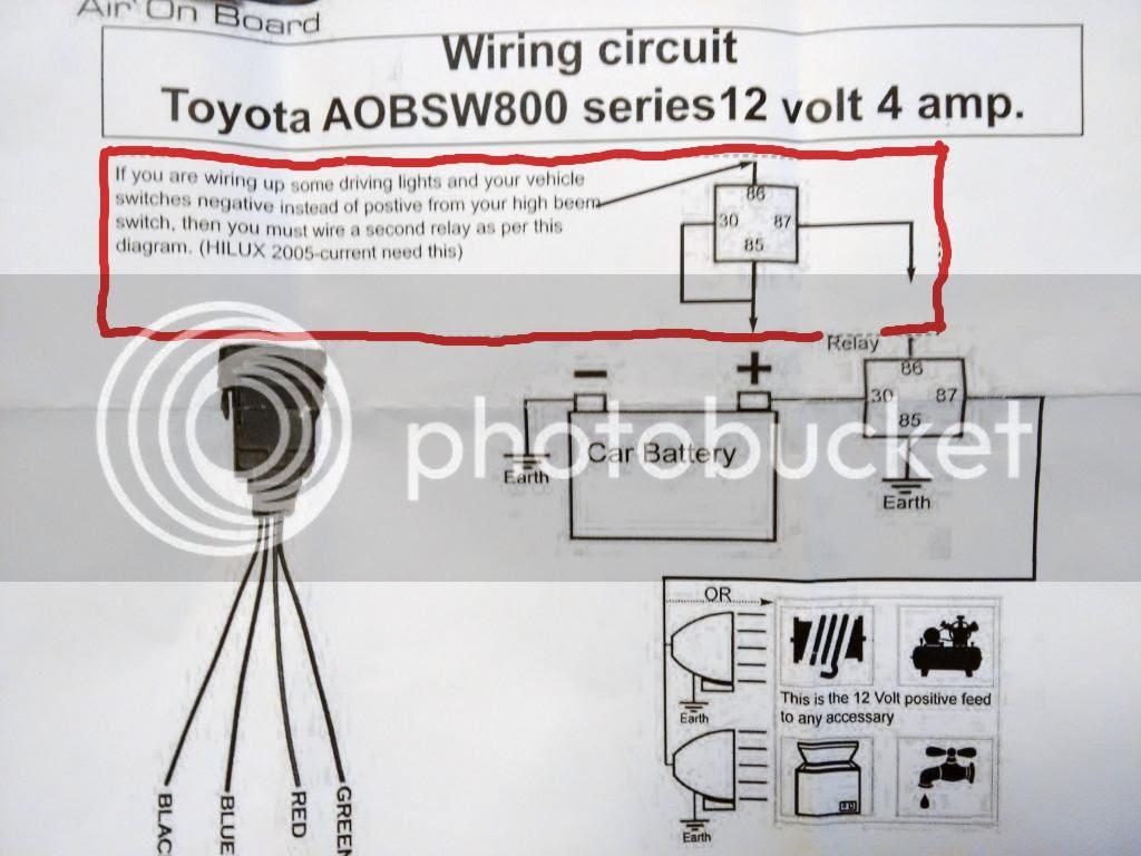 Led Light Bar Wiring Harness Diagram