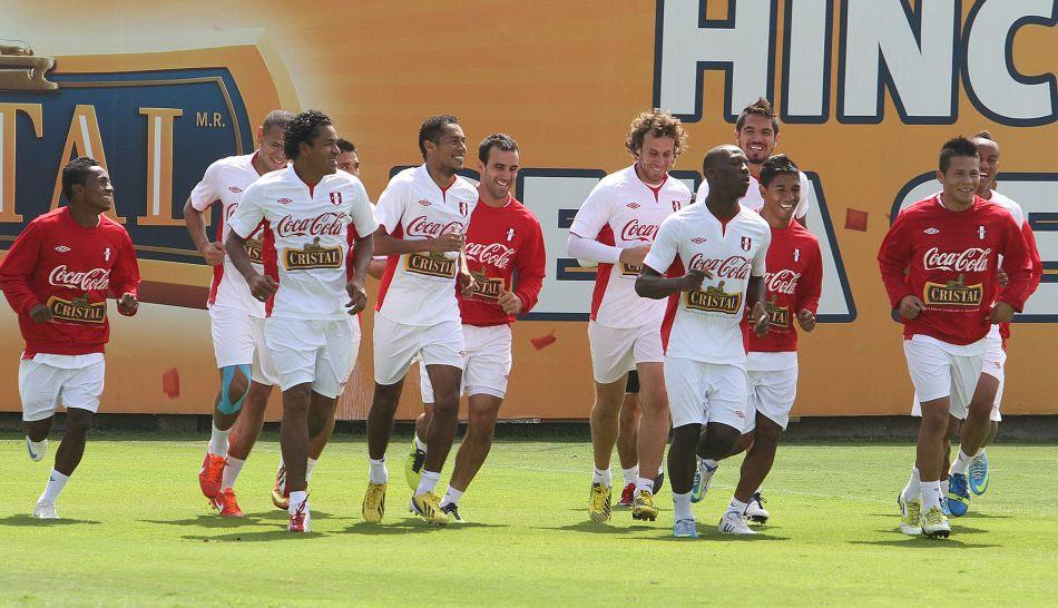 Selección peruana: este el once de Markarián que jugará ante Panamá