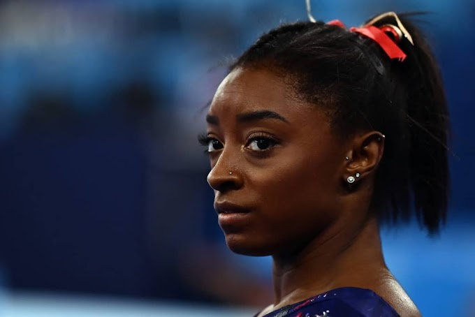 Biles' Olympic run in doubt as 'medical issue' forces shock exit