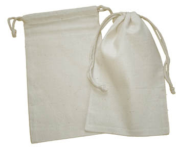Elegant Canvas Pouches by PouchMart of California