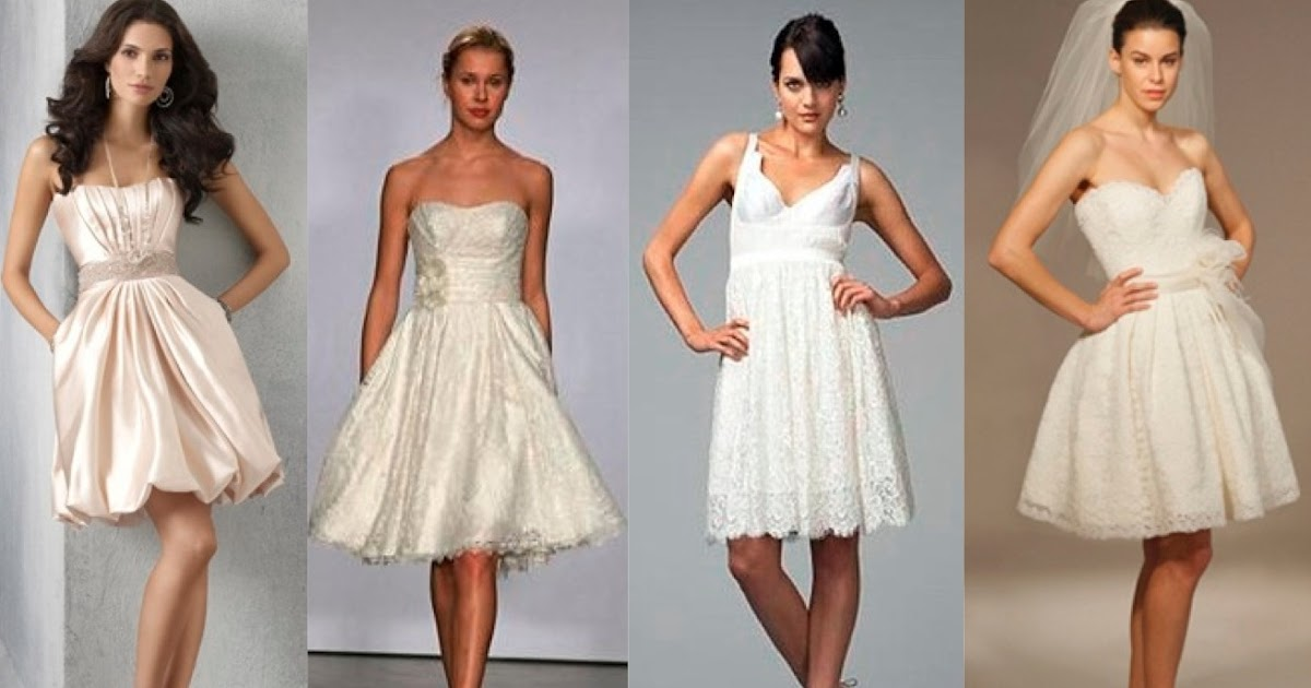 Every last stylish detail the long short of it for Wedding dresses less than 300