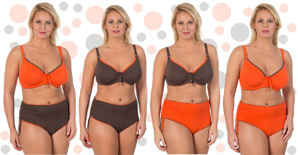 Große Größen Plus Size Fashion Blog miracle women bikini underwear