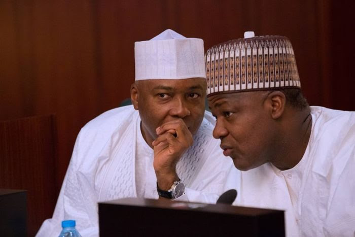 [BREAKING] Saraki Publicly Releases Details Of National Assembly's 2018 Budget