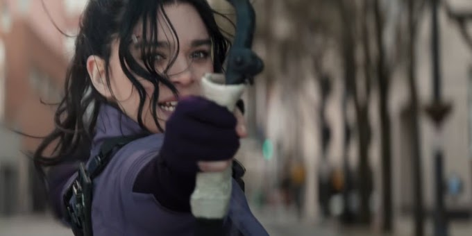 Hailee Steinfeld Compares Playing Hawkeye's Kate Bishop to Dickinson