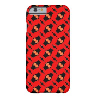 Season's Colors on iPhone 6 Barely There Case Barely There iPhone 6 Case