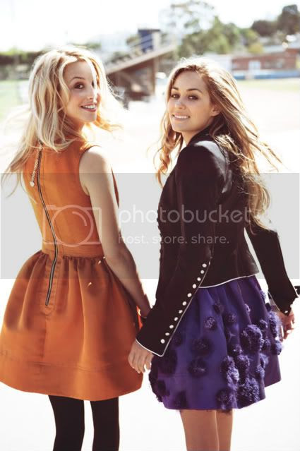 Whitney Port and Lauren Conrad Pictures, Images and Photos