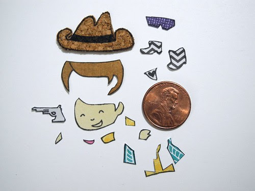 Cowboy Piecees