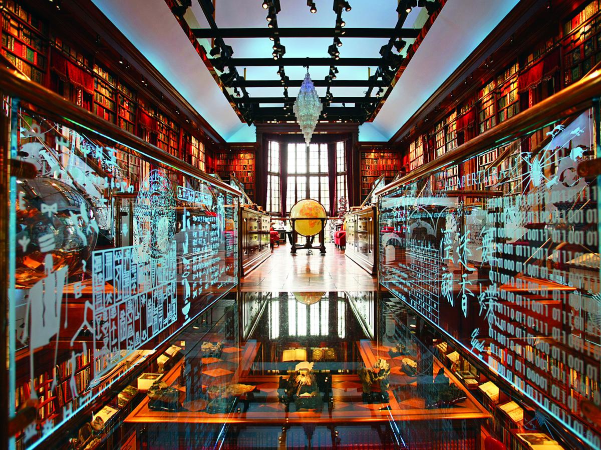 Walker Library 1
