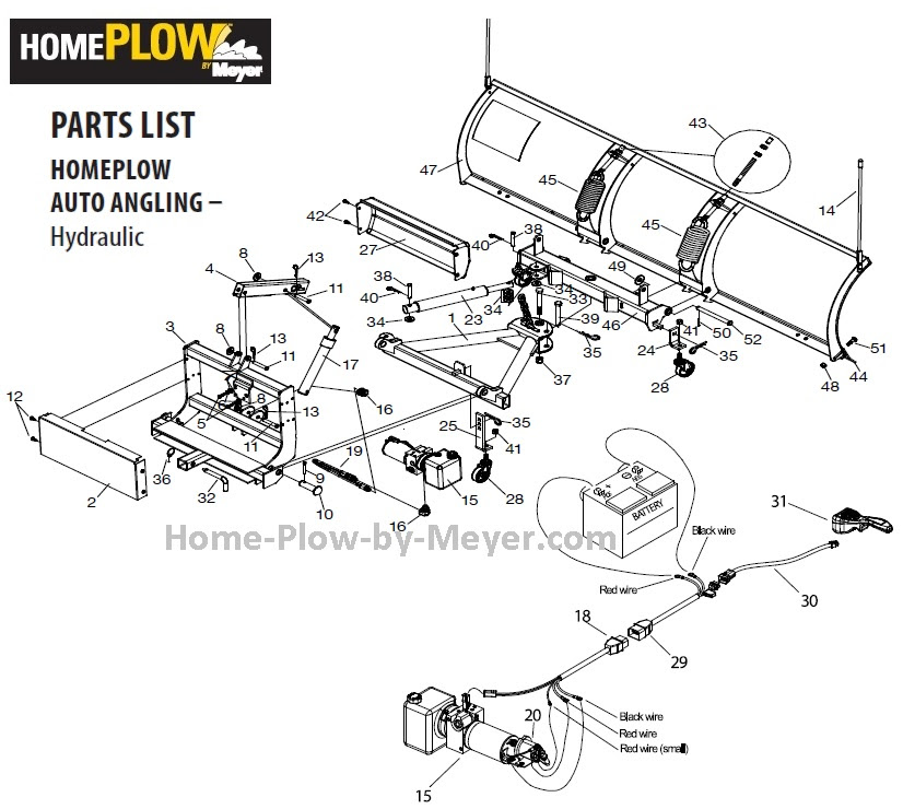 Wire Diagram For Meyer Snow Plows
