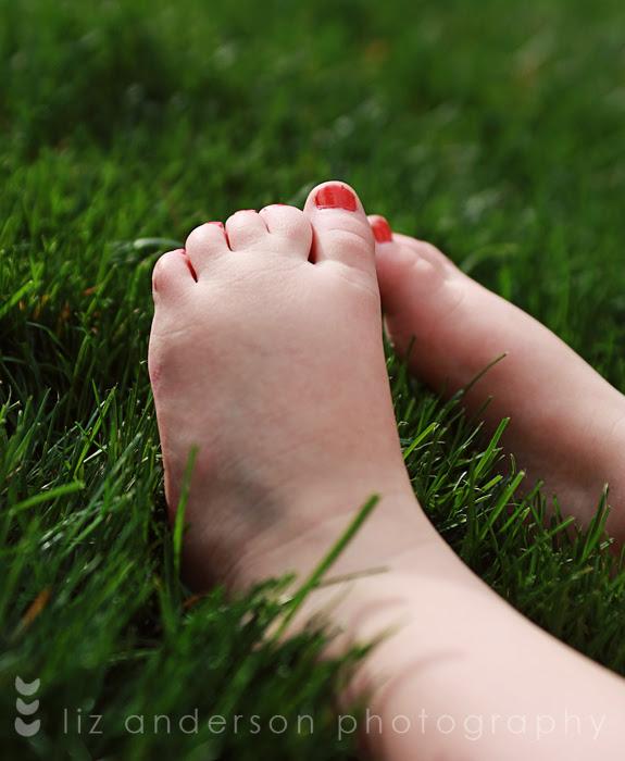 havey's feet
