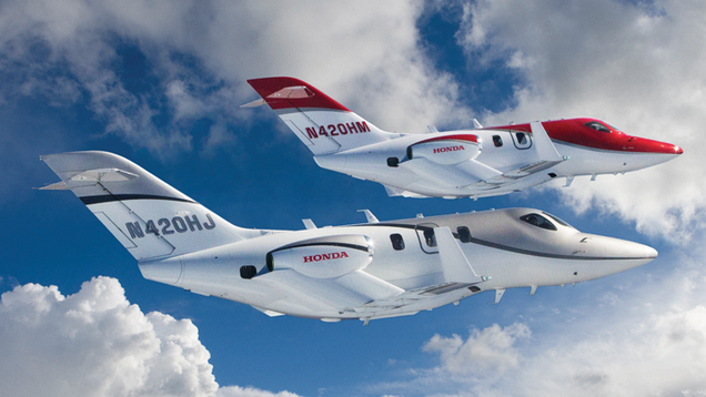 HondaJet In Final Phase Toward FAA Certification