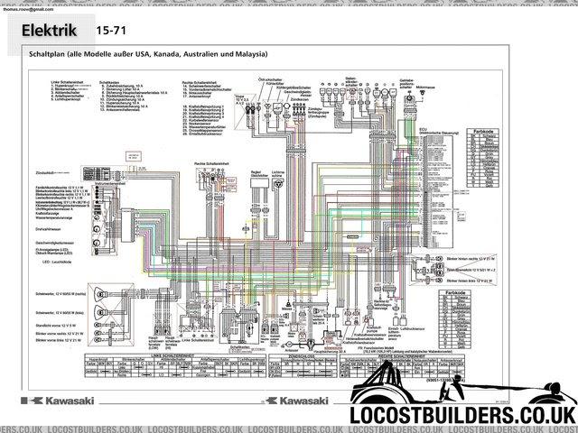Wiring Diagram Zx12r
