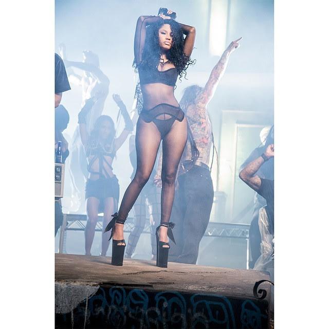Nicki Minaj (Foto: Reprodução/Instagram)