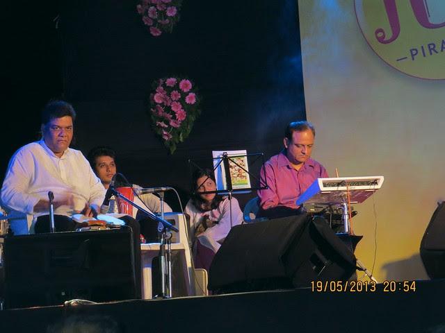 Bela Shende Live at the Launch of Mont Vert Homes' Sunshine Joy, 1 BHK & 2 BHK Flats at Pirangut Chowk, Pune 412108