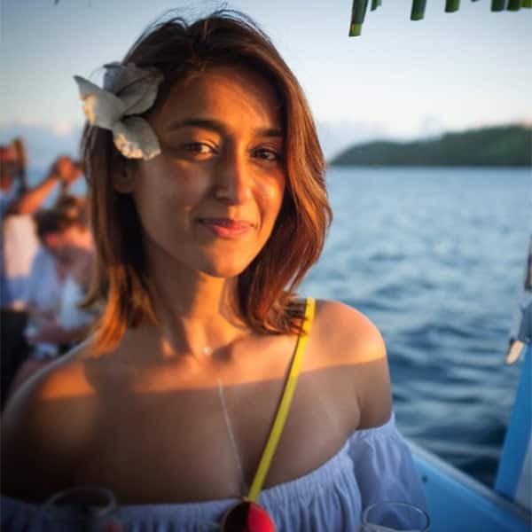 Ileana D'cruz snapped holidaying in Fiji