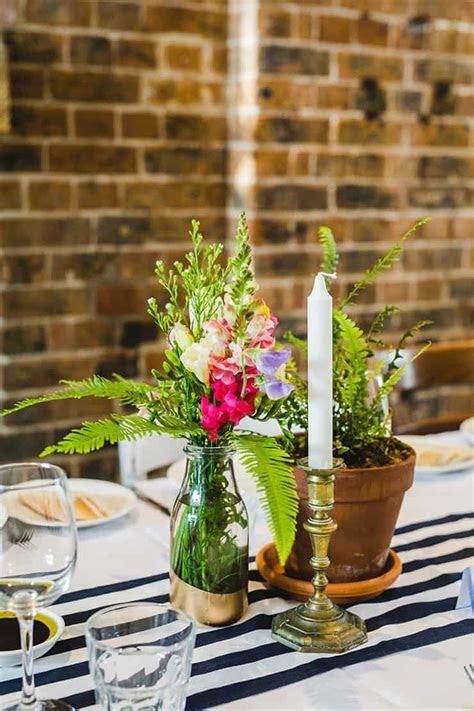 Emma & Luke's Bold and Bright Floral Wedding