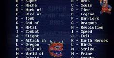 Online Gaming Name