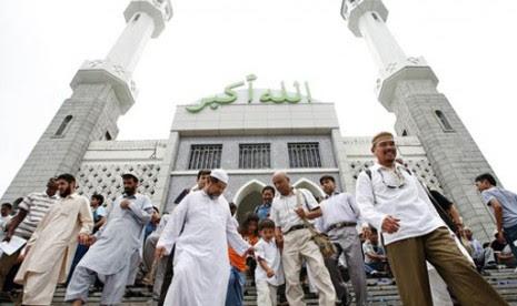 Inilah Tantangan Menjadi Muslim Korea