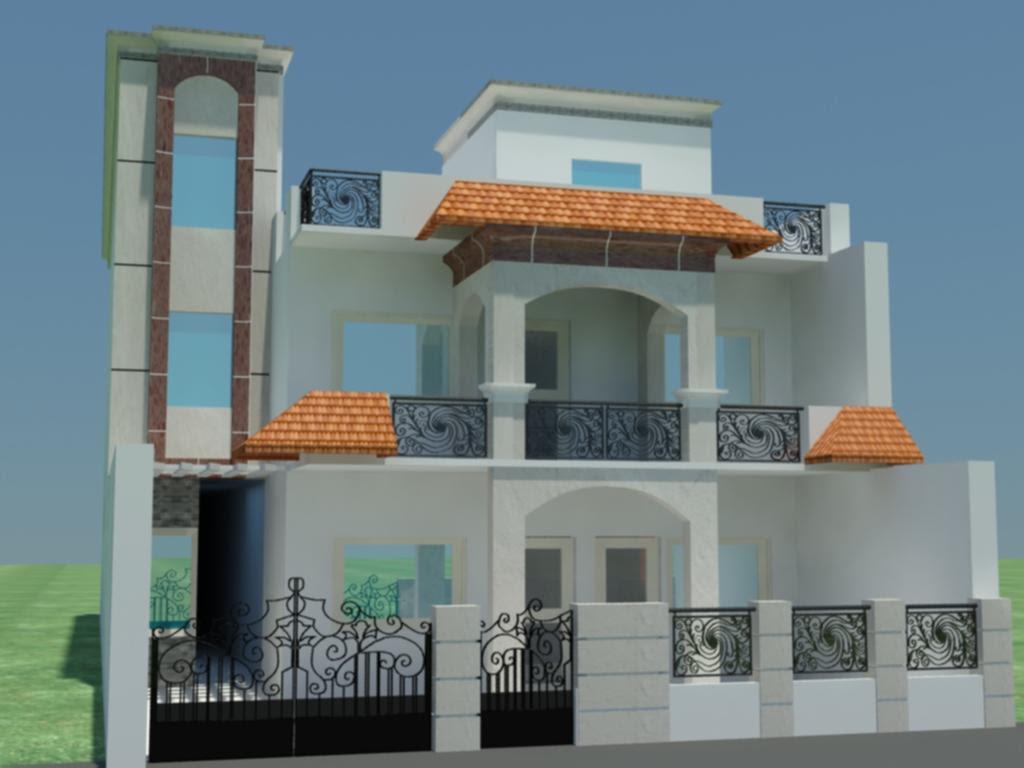 Home Interior Design Home Design Front Elevation