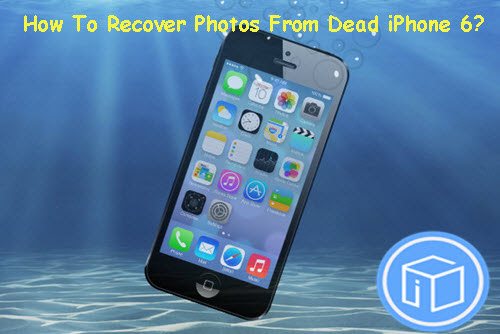 Recover Data Dead Iphone