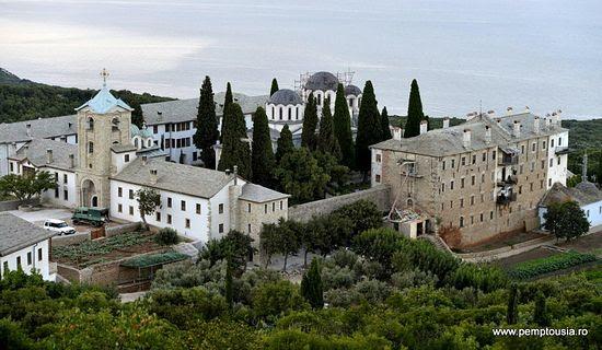 Prodromos Monastery Photo: pemptousia.ro