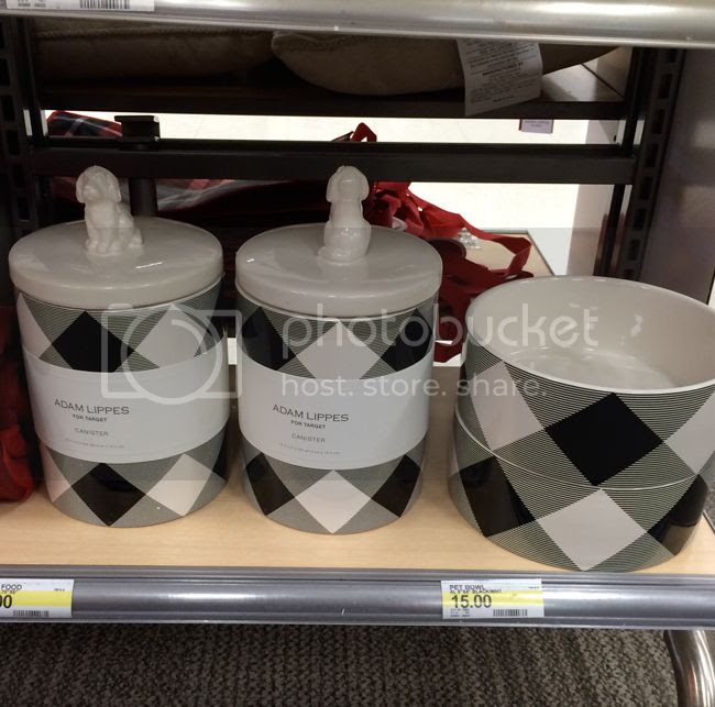 Adam Lippes for Target Pet Bowl Canister