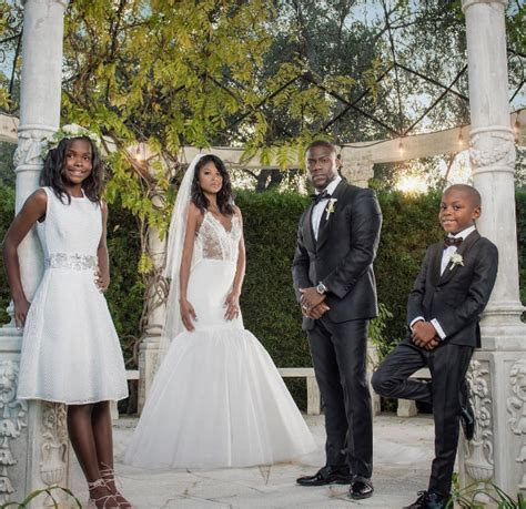 Kevin Hart marries Eniko Parrish: See their stunning