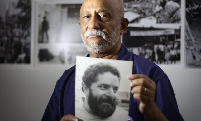 Januário foi o fotógrafo das greves para o sindicato de metalúrgicos do ABC