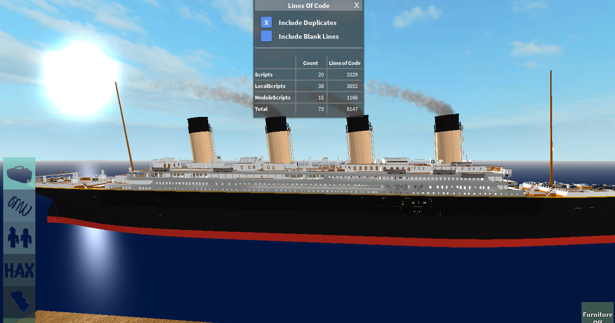 Titanic In Roblox How To Get Points Roblox Free Robux Hack 2019