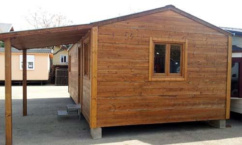 Casas de madera prefabricadas casa madera economica - Casa madera economica ...