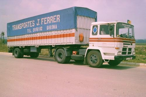 Pegaso 260 de TRANSPORTS FERRER de Girona