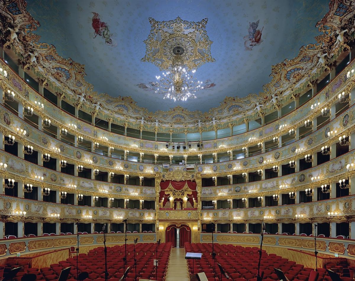 La Fenice VENICE, ITALY, 2008