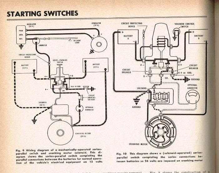 Wiring Manual Pdf  12 24 Volt Switches Wiring Diagram