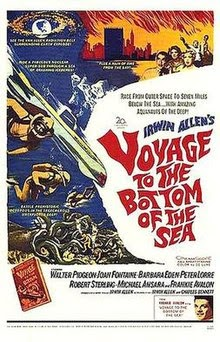 Voyage To The Bottom Of The Sea Film
