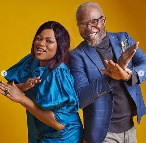 See What Funke Akindele Will Look Like When She Is Old (Photos)