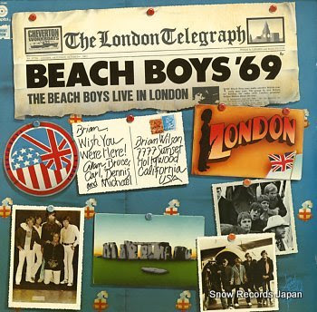BEACH BOYS, THE '69