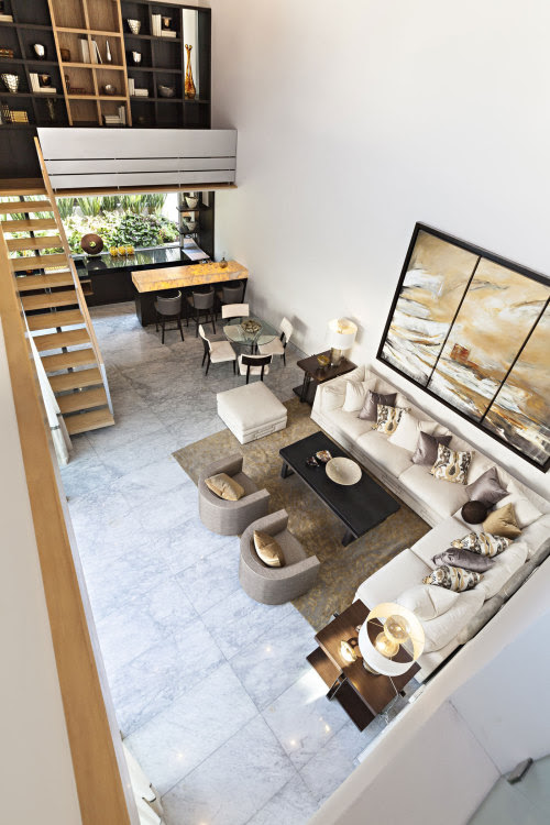 Living room design #38